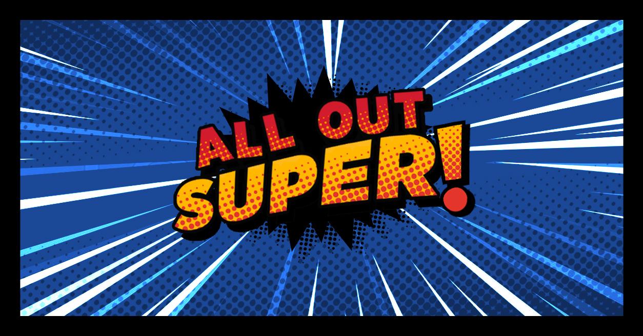 Super Hero Weekend 2018