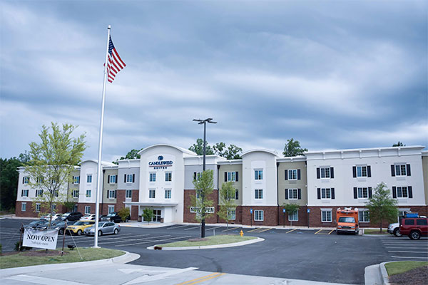 Candlewood Suites Columbus Northeast