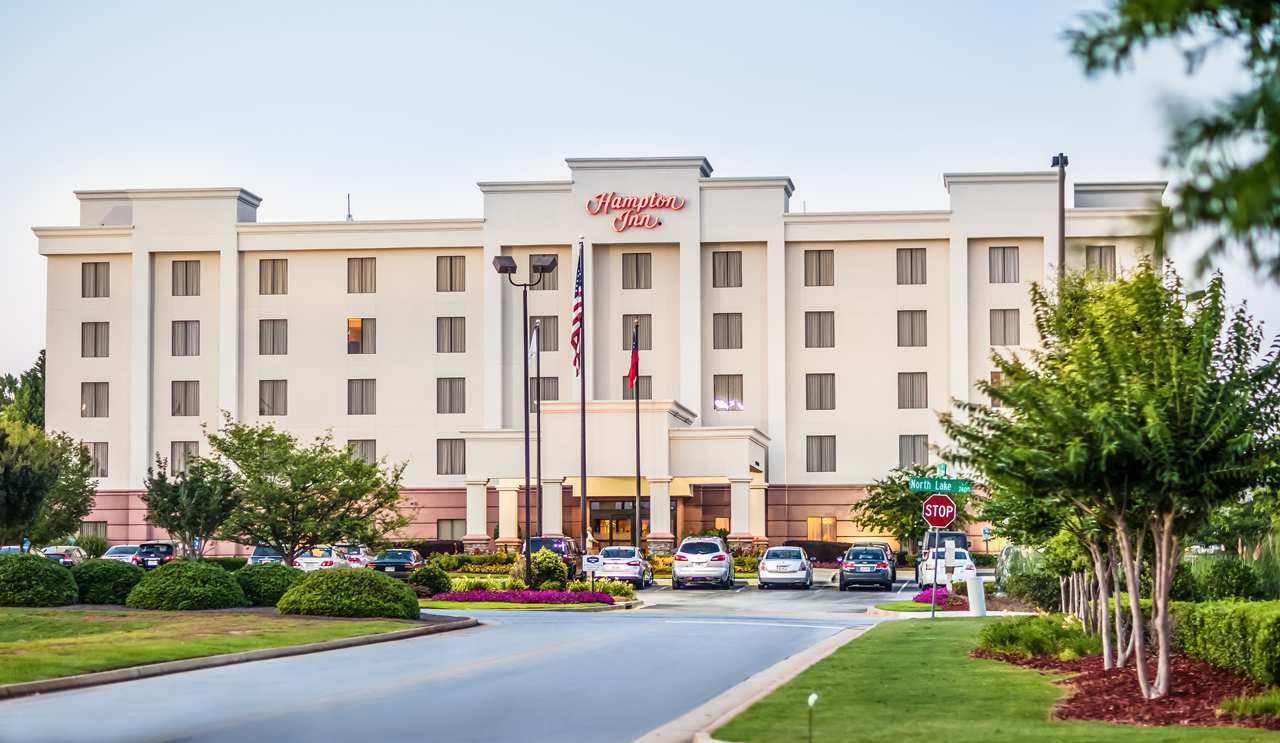 Hampton Inn Columbus North