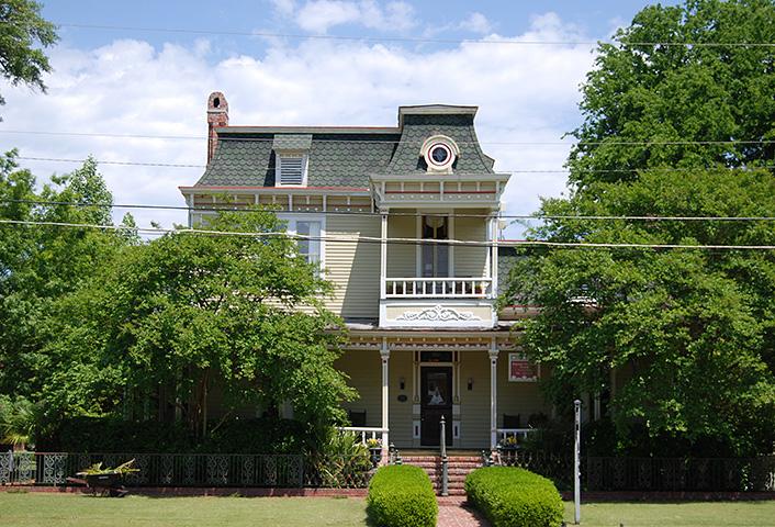 Rothschild Pound House Inn Visit Columbus Ga