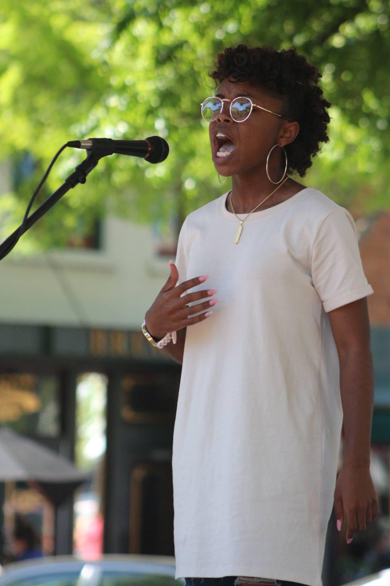 Fountain City Teen Poetry Open Mic