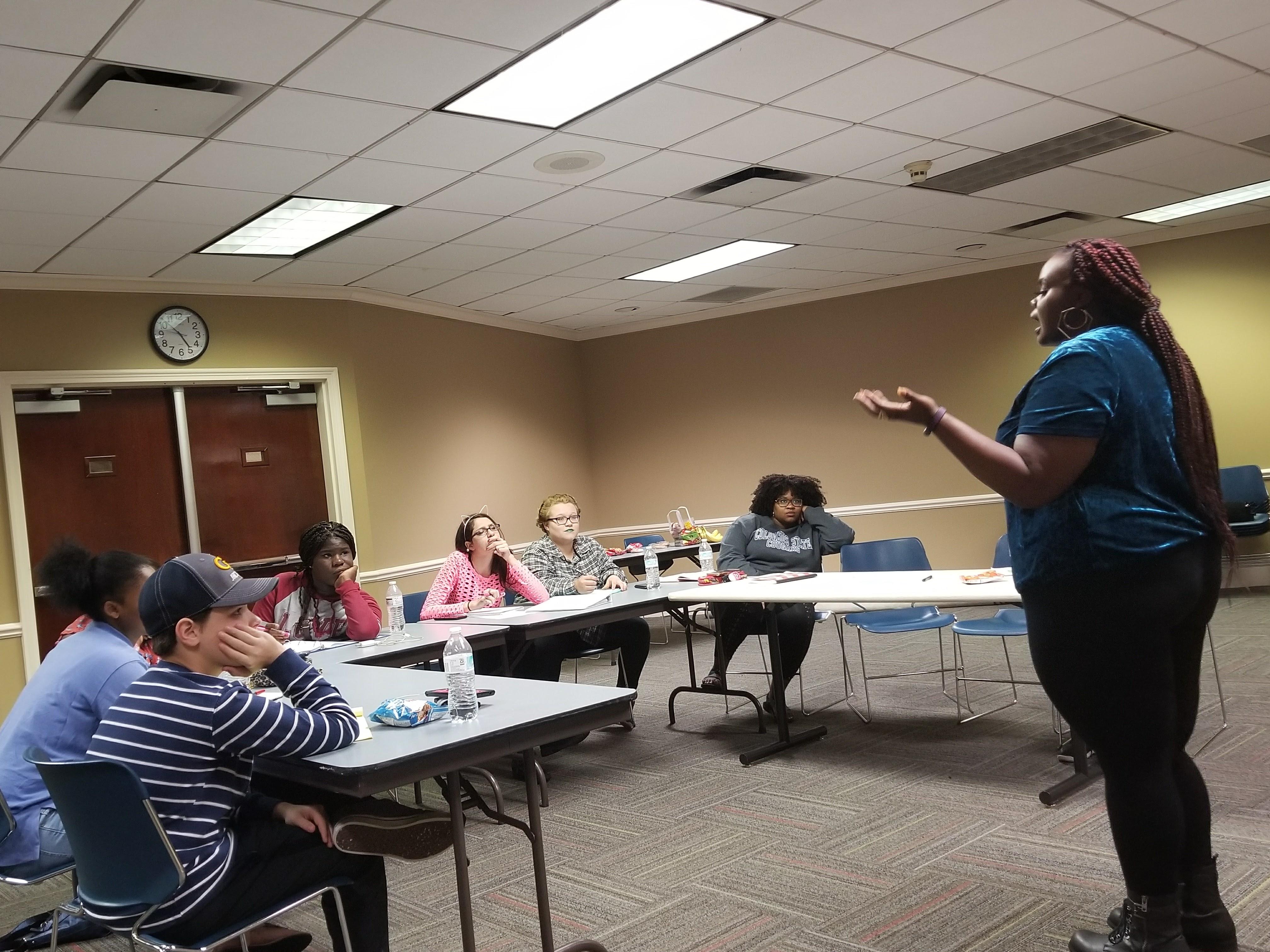 The Write Stuff: Teen Writing & Performance Workshop