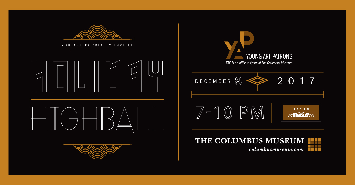 Young Art Patrons' Holiday Highball