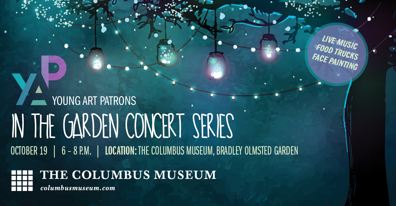 In the Garden Concert Series Hosted by the Young Art Patrons (YAP)