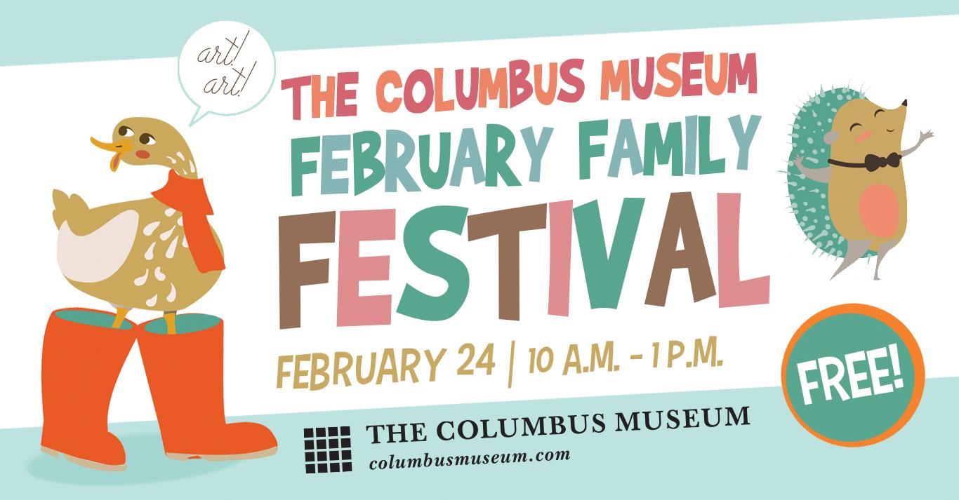 February Family Fun Festival