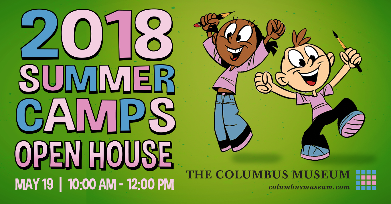 Summer Camp Open House