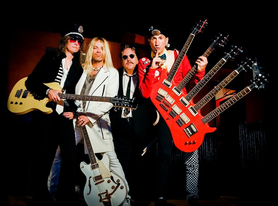 The Cheap Trick Tribute Band