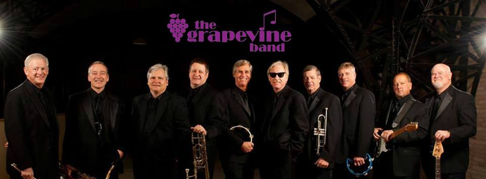 The Grape Vine Band - Friday Night Concert Series