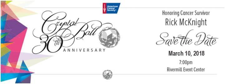 American Cancer Society Crystal Ball