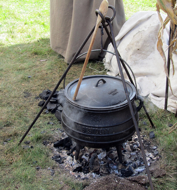 Dutch Oven Cooking Class
