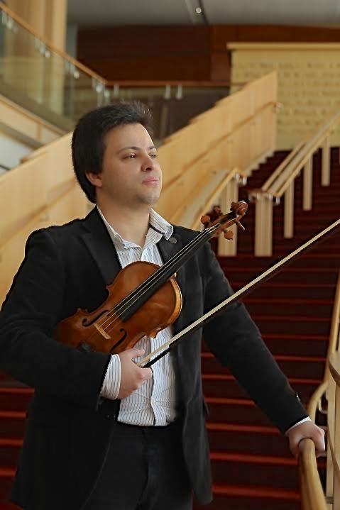 CSU Boris Abramov, Violin Studio Recital