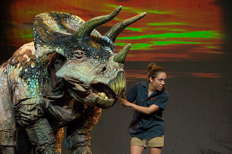 Erth's Dinosaur Zoo