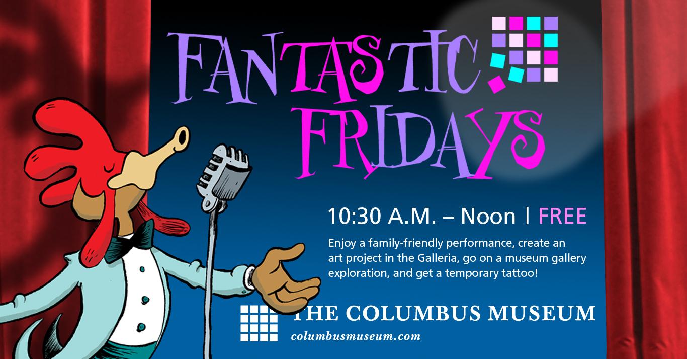 Fantastic Fridays – African Folktales