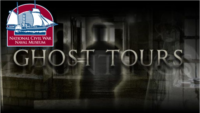 Ghost Tour at Port Columbus!
