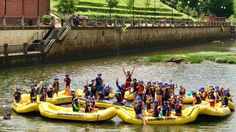 Uptown's Chattahoochee Adventure Club Summer Camp