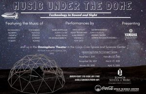 CSU Special Event: Music Under The Dome