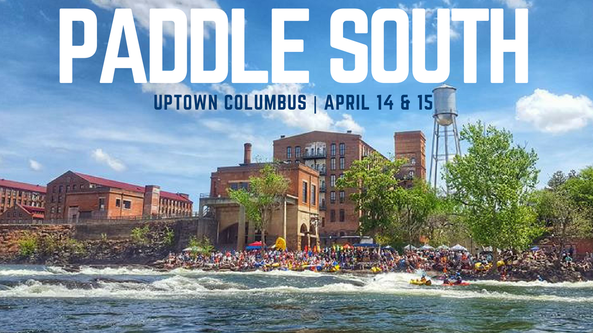 Paddle South