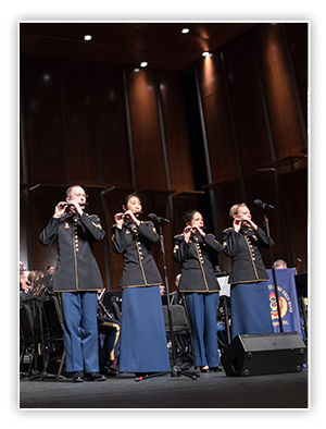U.S. Army Field Band in Concert