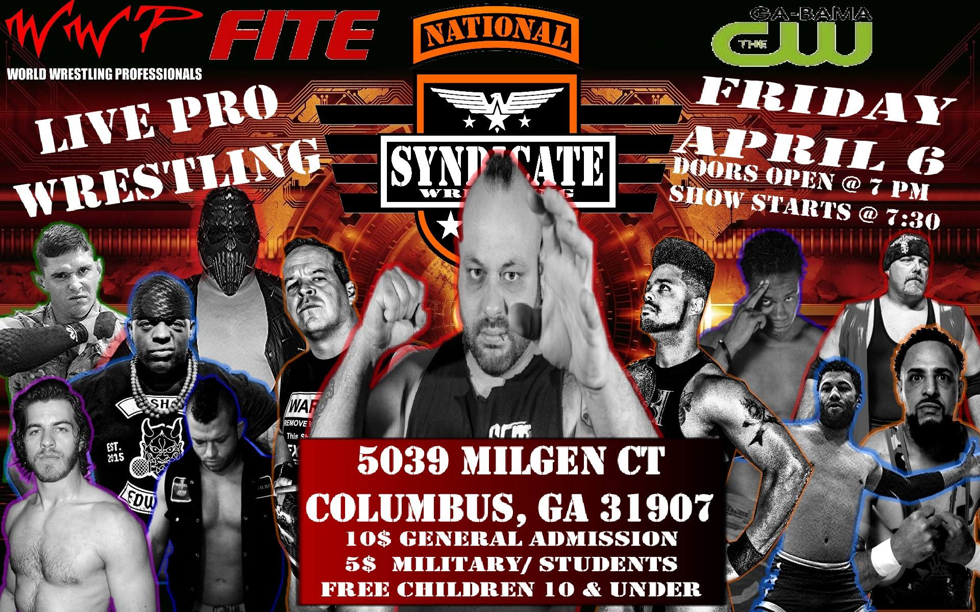 National Syndicate Wrestling