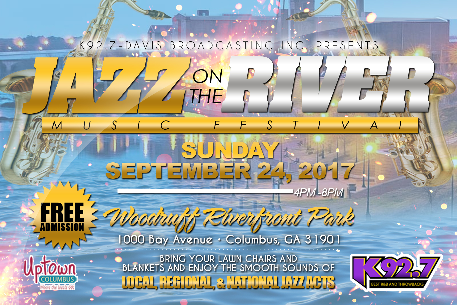 JAZZ ON THE RIVER