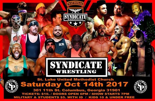 National Syndicate Wrestling (NWS Pro-Wrestling)