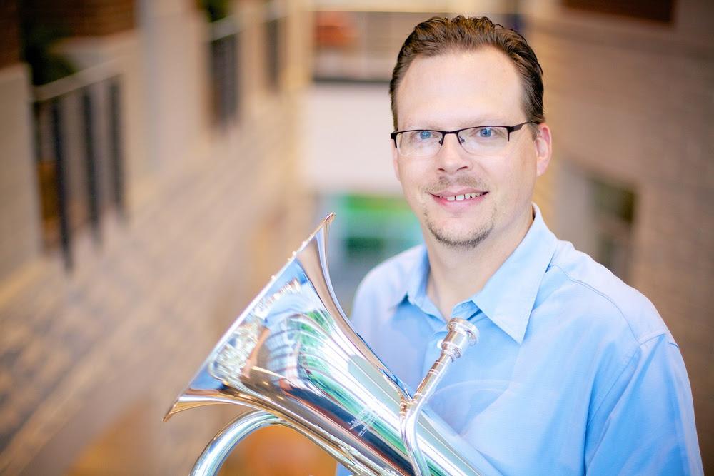 Guest Artist: Brian Meixner, euphonium