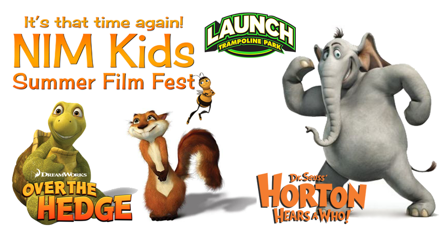 NIM Kids Summer Free Film Fest - Week 3