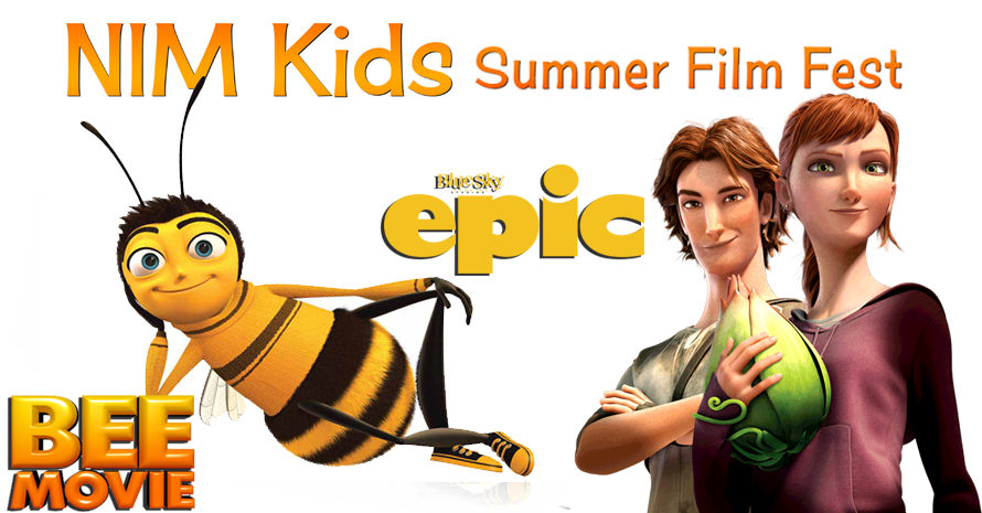 NIM Kids Summer Free Film Fest - Week 2