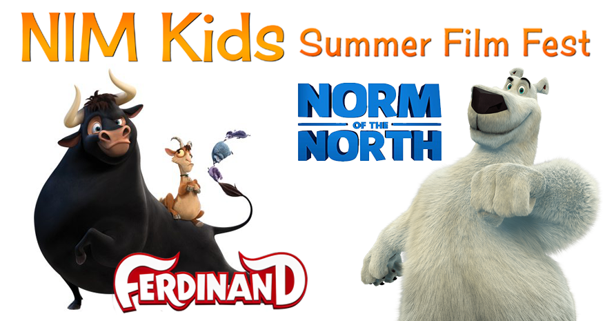 NIM Kids Summer Free Film Fest - Week 4