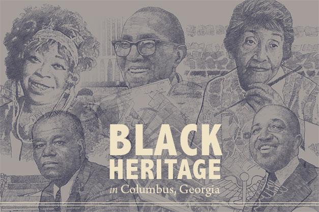 Black Heritage in Columbus, Georgia