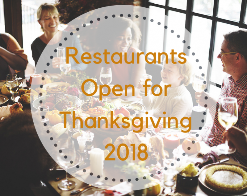 Columbus Georgia Is Here To Help Don T Let The Difficult Task Of Making Thanksgiving Dinner Get You Down We Have A List Restaurants That Are