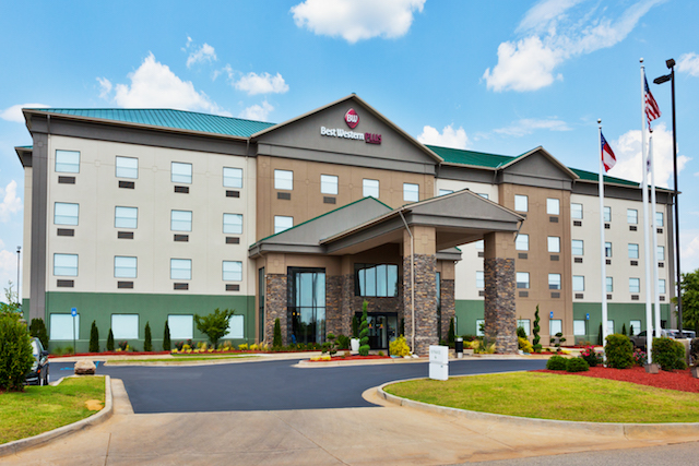 Best Western Plus - North Columbus