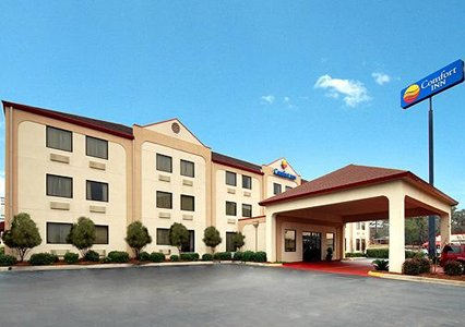 Fort Benning Hotel Comfort Inn Columbus