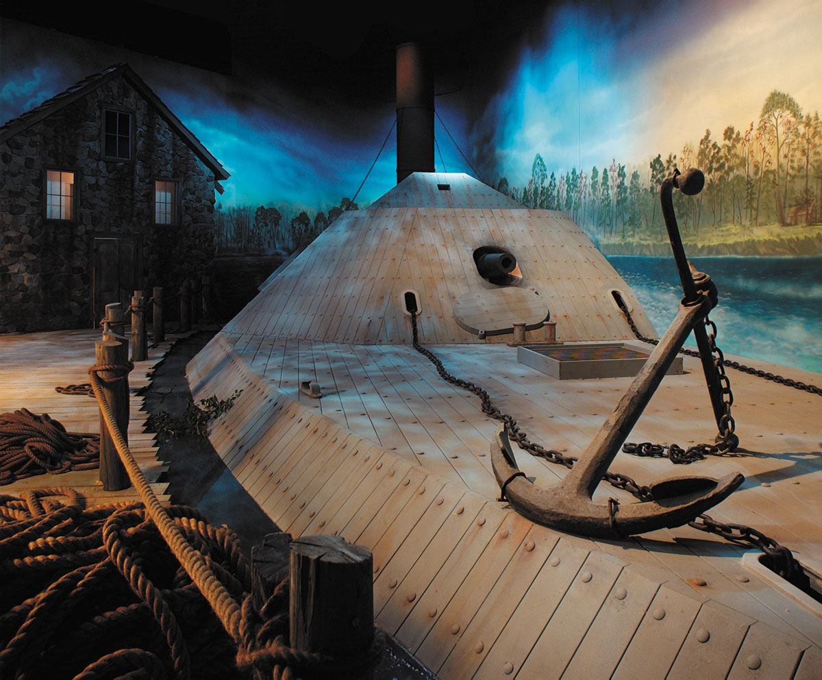 National Civil War Naval Museum at Port Columbus
