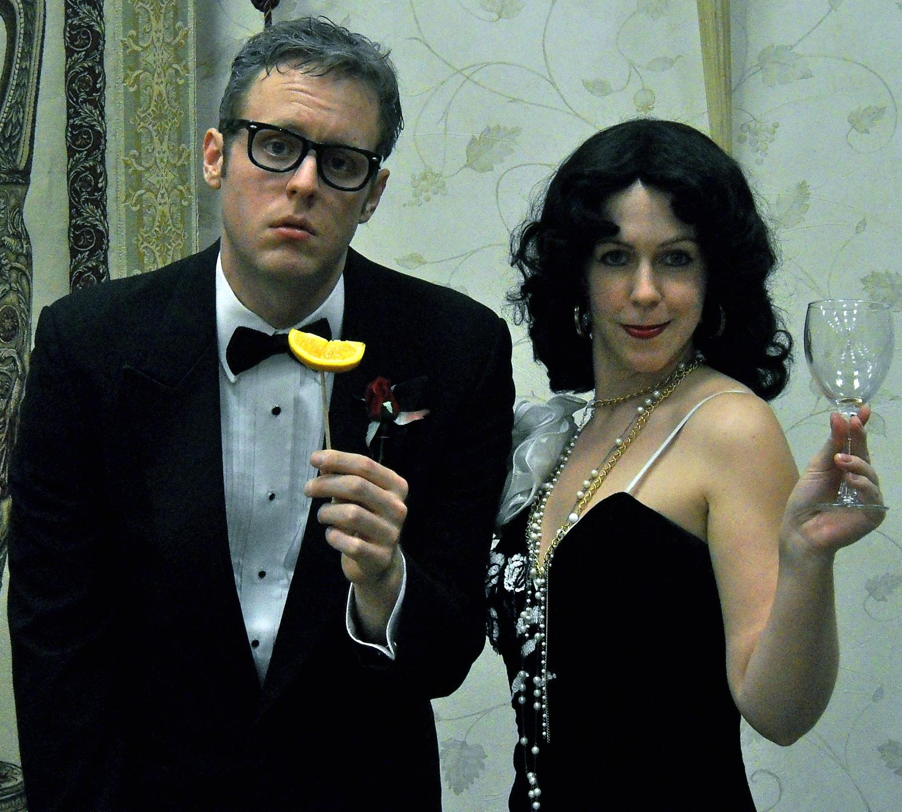 Sherlock's Murder Mystery Dinner Theatre