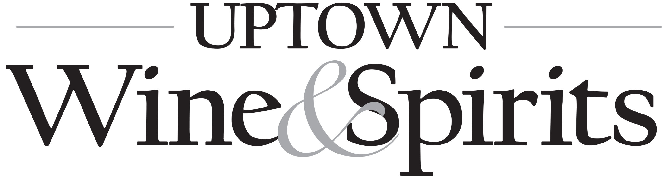 Uptown Wine and Spirits