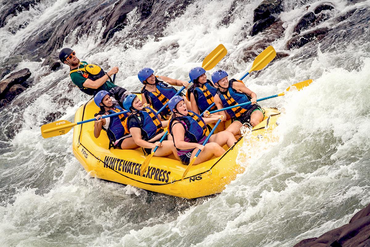 Whitewater Rafting In Georgia Visit Columbus Ga Visit