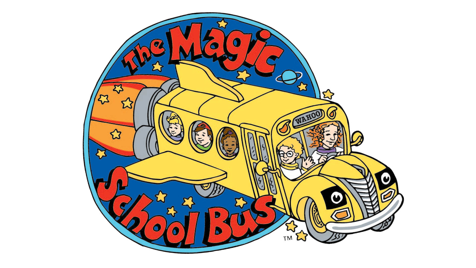 The Magic School Bus at Market Days