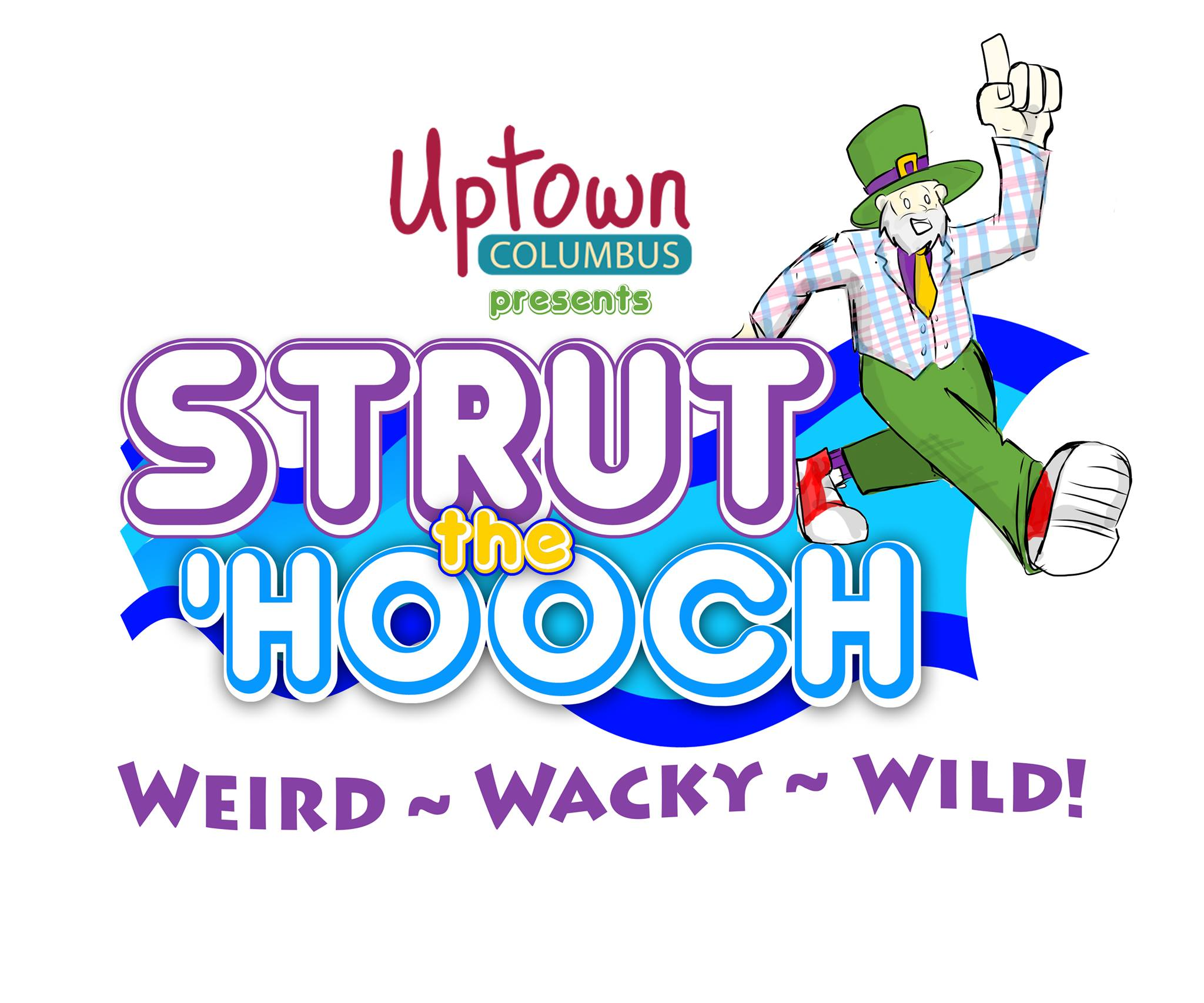 6th Annual Uptown Columbus Strut the Hooch Parade