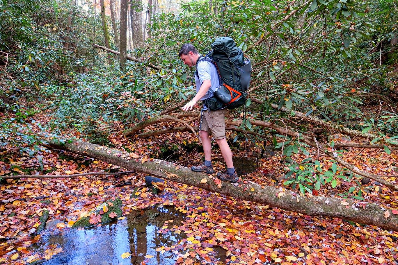 FALL CLINIC SERIES - BACKPACKING 101