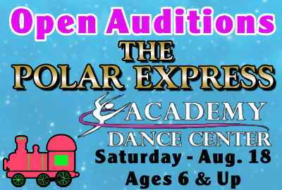 Open Auditions for The Polar Express!