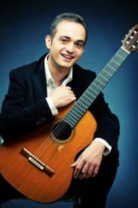 CSU Guest Artist: Francisco Bernier, guitar