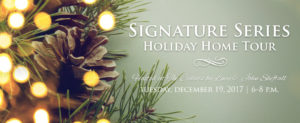 Signature Sunday:  Holiday Home Tour