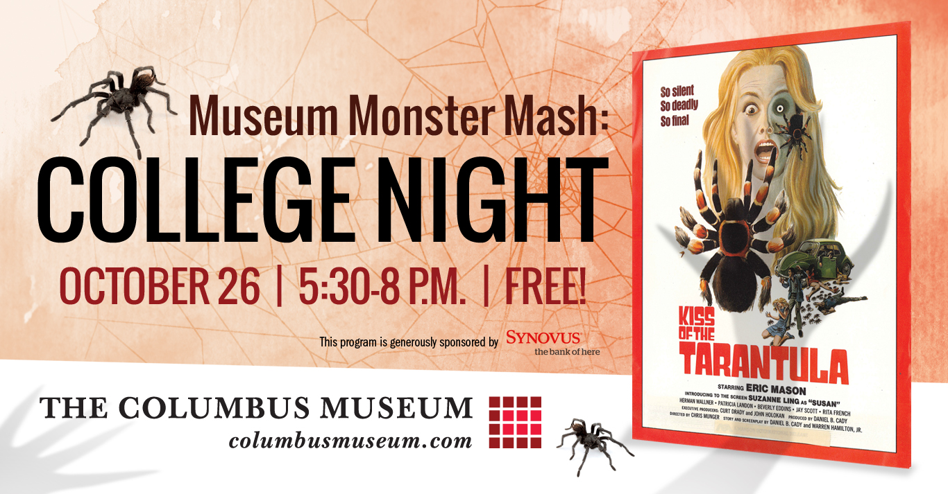 Museum Monster Mash:College Night