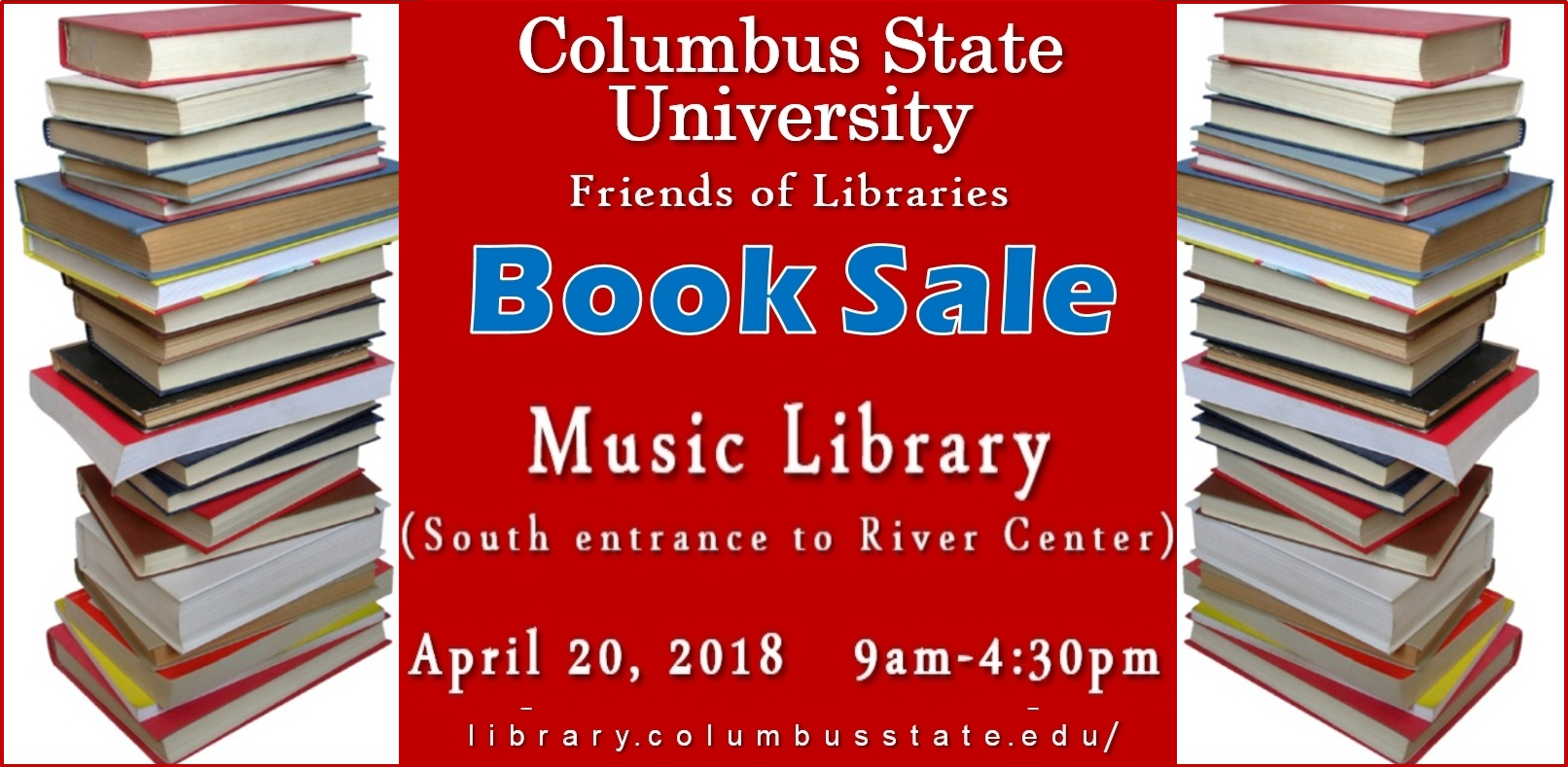 CSU Friends of Libraries Music Book Sale