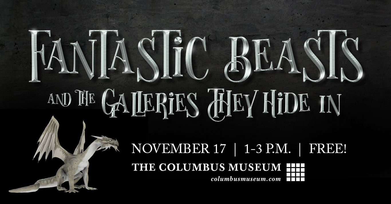 Fantastic Beasts and the Galleries They Hide In