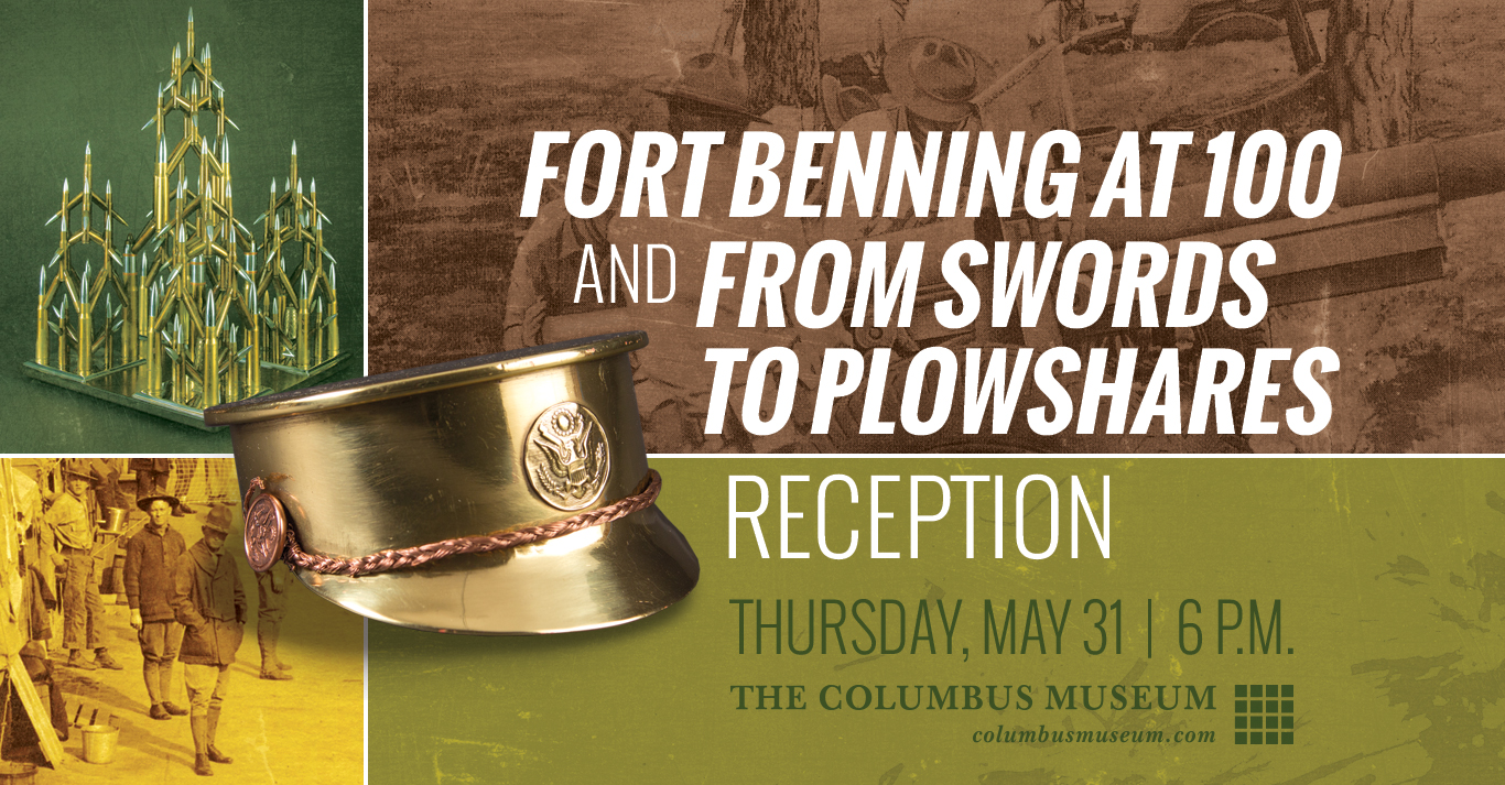 Fort Benning at 100 and From Swords to Plowshares Reception