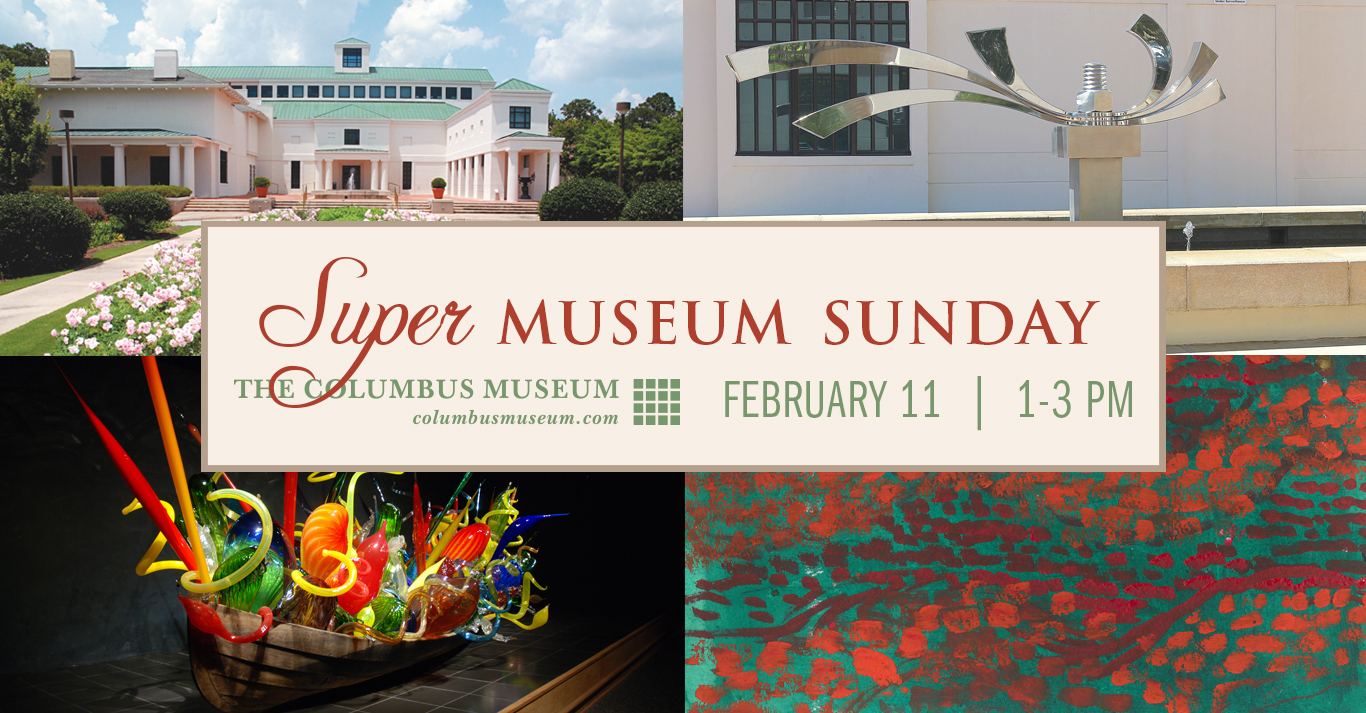 Georgia History Festival's Super Museum Sunday