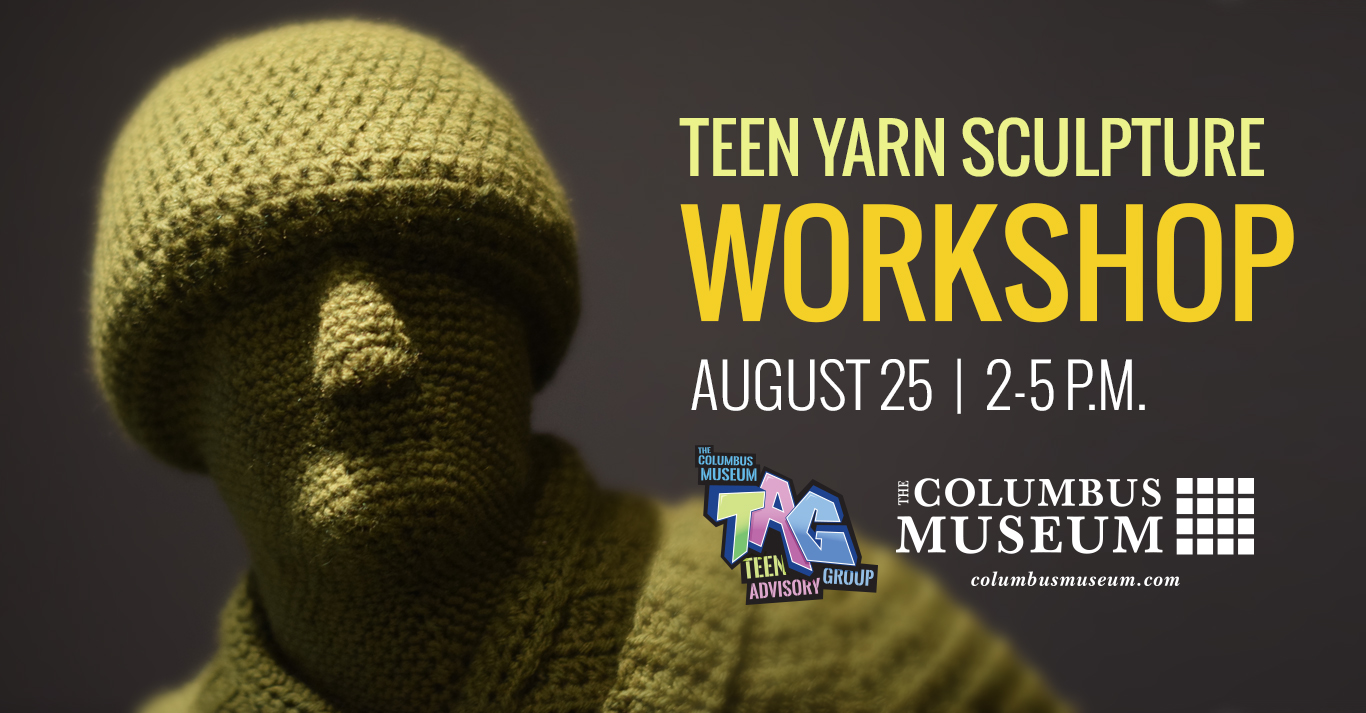 Teen Yarn Sculpture Workshop