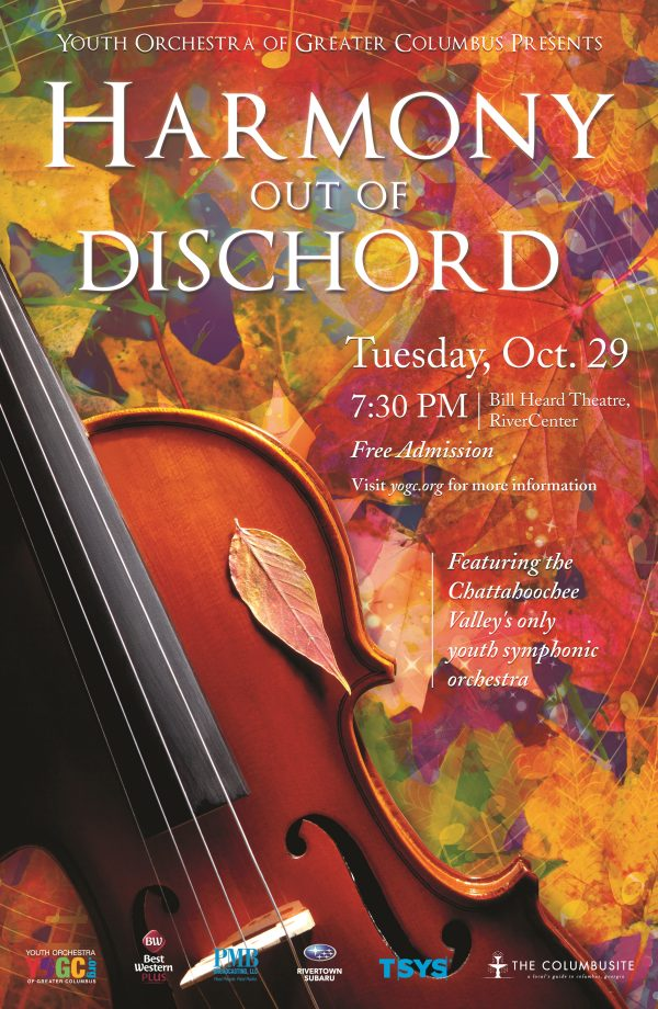 Fall Concert: Harmony Out of Dischord